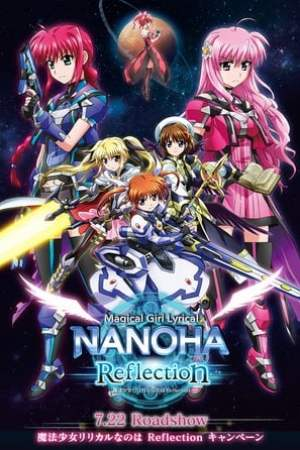 Image Magical Girl Lyrical Nanoha: Reflection