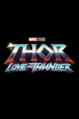 Poster Thor: Love and Thunder 2022