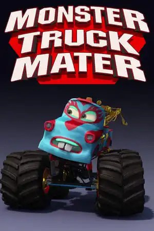 Image Monster Truck Mater