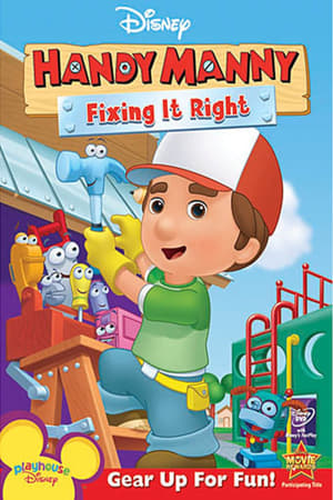 Image Handy Manny: Fixing It Right