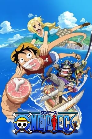 Poster One Piece: Romance Dawn Story 2008