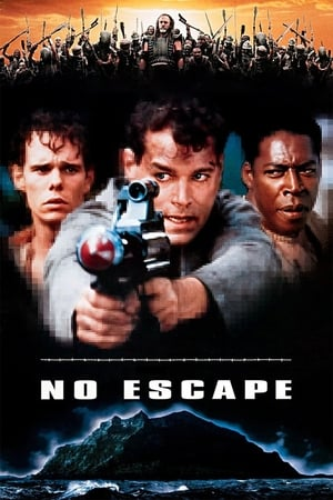 Poster No Escape 1994