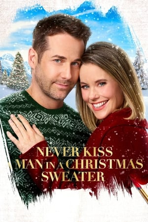 Image Never Kiss a Man in a Christmas Sweater