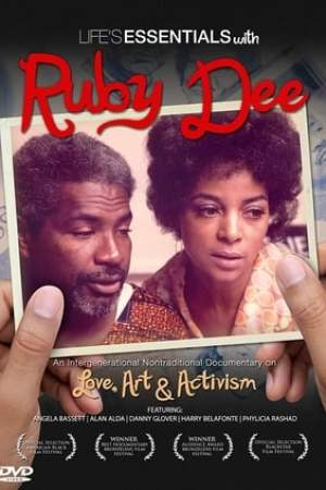 Image Life's Essentials with Ruby Dee