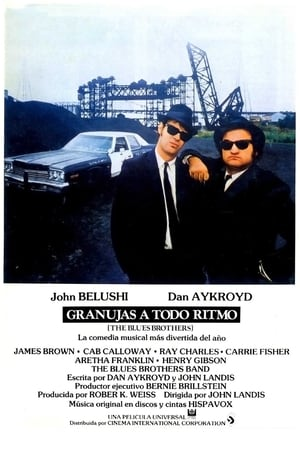 Image Granujas a todo ritmo (The Blues Brothers)