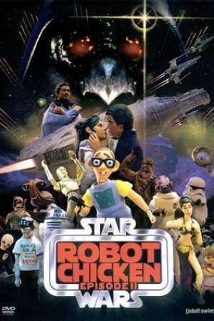 Image Robot Chicken: Star Wars Episode II