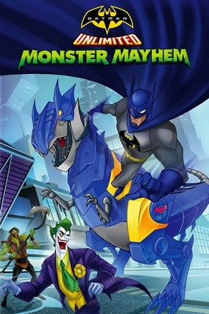 Image Batman Unlimited: Monster Mayhem