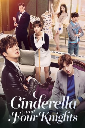 Image Cinderella and Four Knights