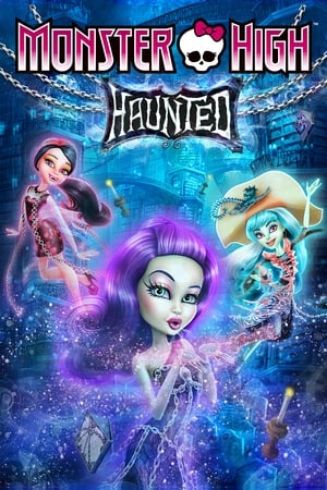 Image Monster High: Haunted