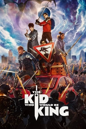 Poster The Kid Who Would Be King 2019