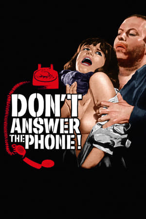 Poster Don't Answer the Phone! 1980