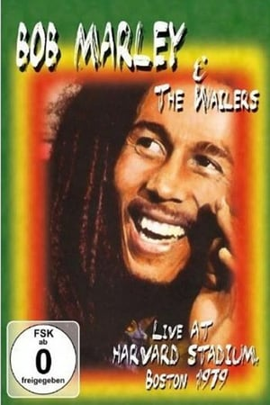 Bob Marley & The Wailers - Live At Harvard Stadium, Boston, 1979