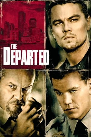 Poster The Departed 2006