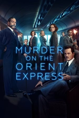 Poster Murder on the Orient Express 2017