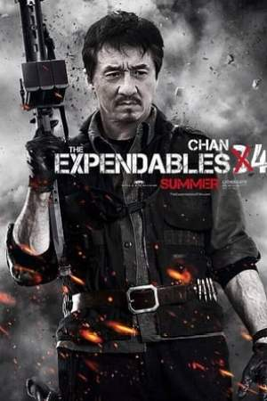 Poster The Expendables: A Christmas Story 2021