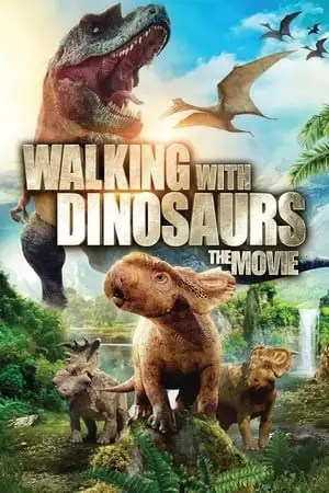 Poster Walking with Dinosaurs 2013