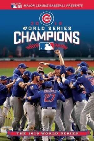 Image 2016 World Series Champions: The Chicago Cubs