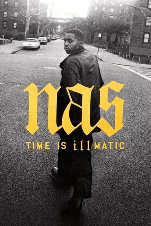 Image Nas: Time Is Illmatic
