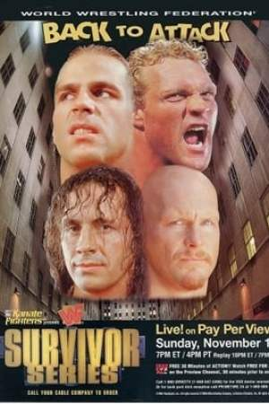 Image WWE Survivor Series 1996