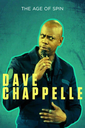 Image Dave Chappelle: The Age of Spin