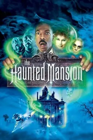 Poster The Haunted Mansion 2003