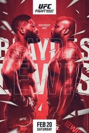 Image UFC Fight Night 185: Blaydes vs. Lewis