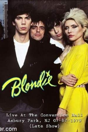 Image Blondie - Live at the Convention Hall