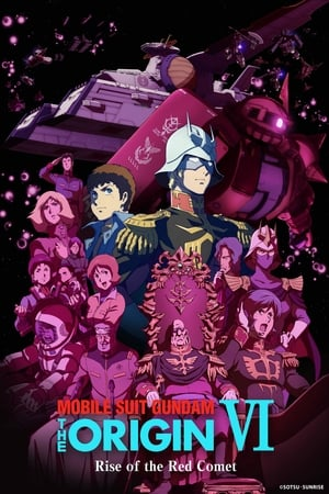 Image Mobile Suit Gundam: The Origin VI – Rise of the Red Comet