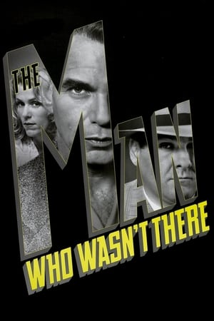 Poster The Man Who Wasn't There 2001
