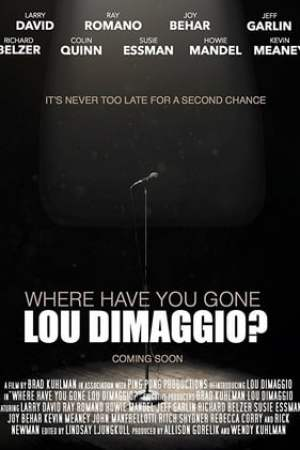 Image Where Have You Gone, Lou DiMaggio?