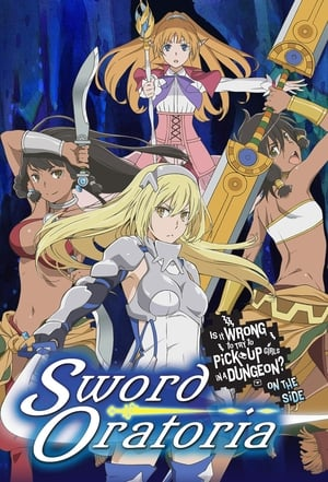 Image Is It Wrong to Try to Pick Up Girls in a Dungeon? On the Side: Sword Oratoria