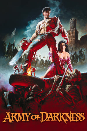 Poster Army of Darkness 1992