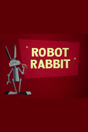 Image Robot Rabbit