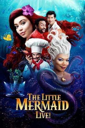 Image The Little Mermaid: The Broadway Musical