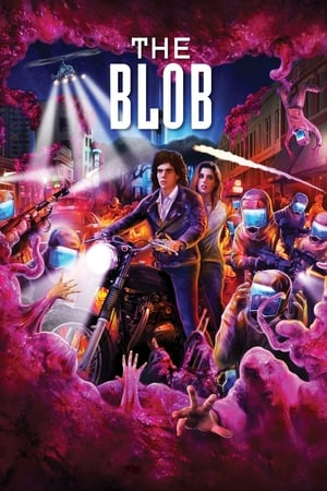 Poster The Blob 1988