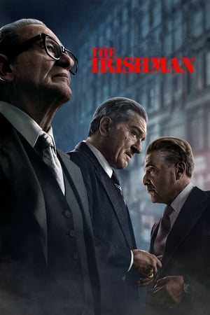 Poster The Irishman 2019