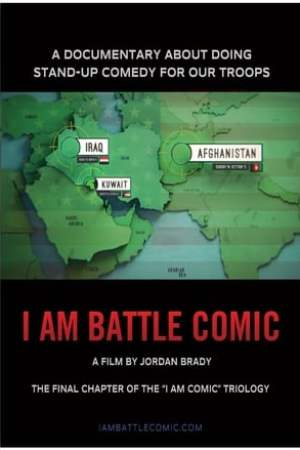 Image I Am Battle Comic