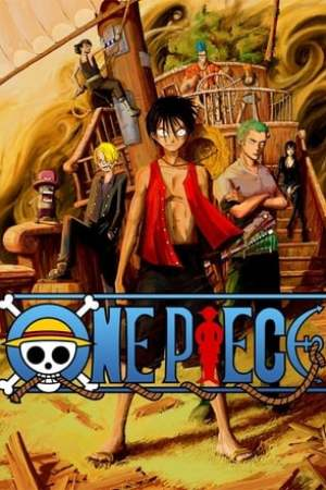 Poster One Piece 1999