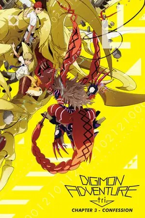 Image Digimon Adventure tri. 3: Confesión