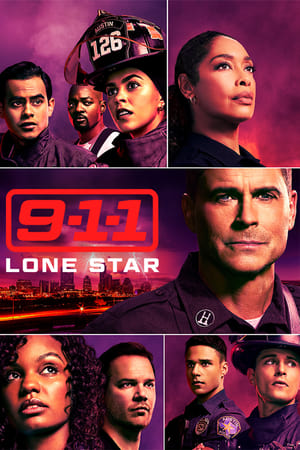 Poster 9-1-1: Lone Star Season 2 Back in the Saddle 2021
