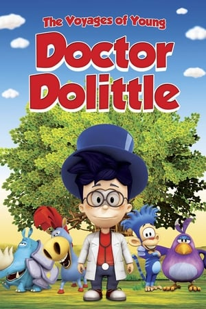 Image The Voyages of Young Doctor Dolittle