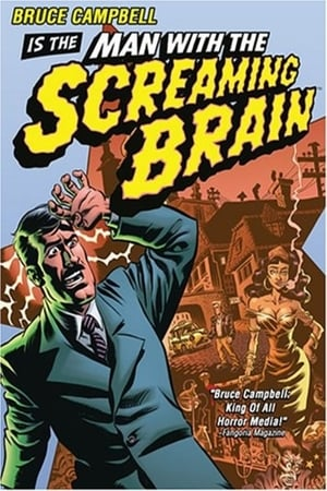 Image Man with the Screaming Brain