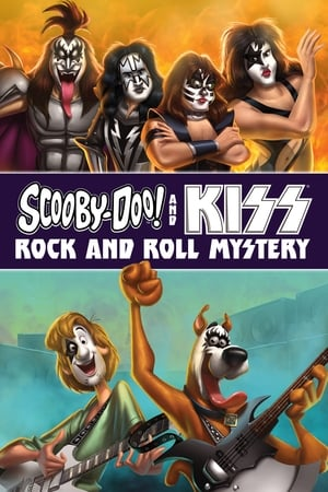 Image Scooby-Doo! and Kiss: Rock and Roll Mystery
