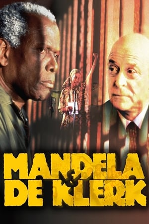 Image Mandela and de Klerk
