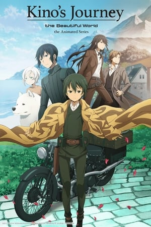 Image Kino's Journey: The Beautiful World - The Animated Series