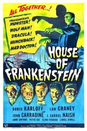 Image House of Frankenstein