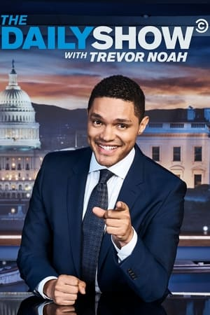 Poster The Daily Show with Trevor Noah 1996