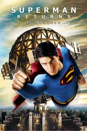 Poster Superman Returns: El regreso 2006