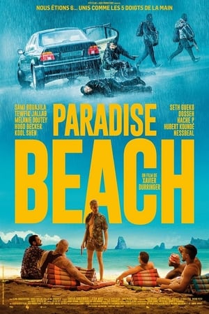 Poster Paradise Beach 2019