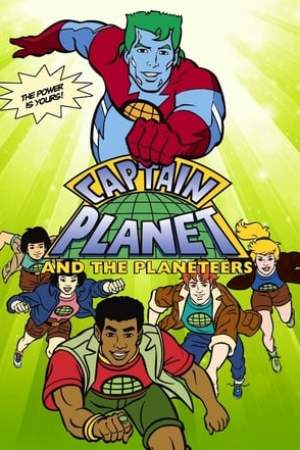 Image Captain Planet and the Planeteers